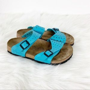 Birkenstock Birki's Freeport Perforated Sandals 36
